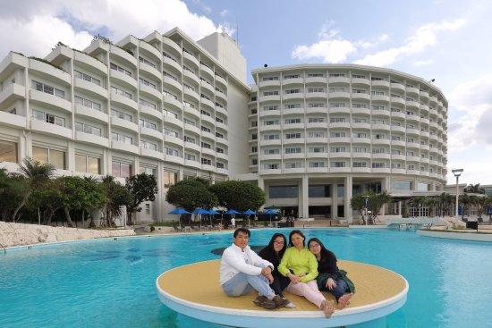 Ana Intercontinental Manza Beach Resort Hotel