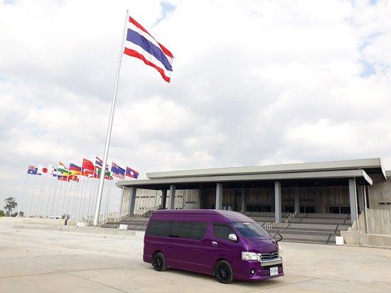 Taxi Bangkok Van Tour: Great Bangkok Van