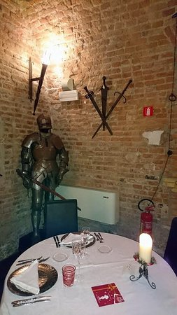 Bevilacqua, Włochy: Sala Cena3