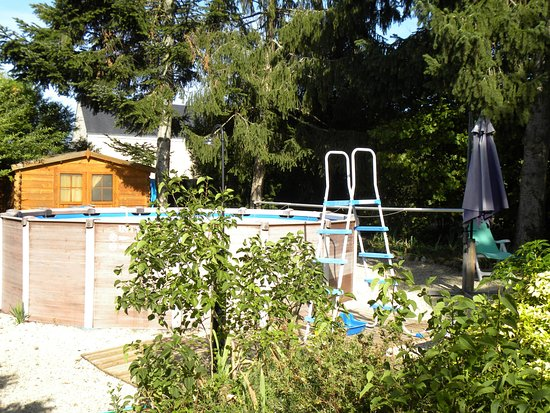 Saint Patrice, France : Jardin du Clos des Berengeries