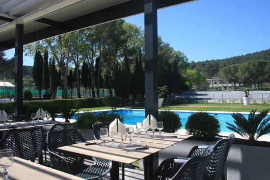 Nos terrasses extérieures - Photo de Les Terrasses du Phoceen ...