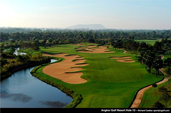 Angkor Golf Resort: Best Golf Course in Cambodia,