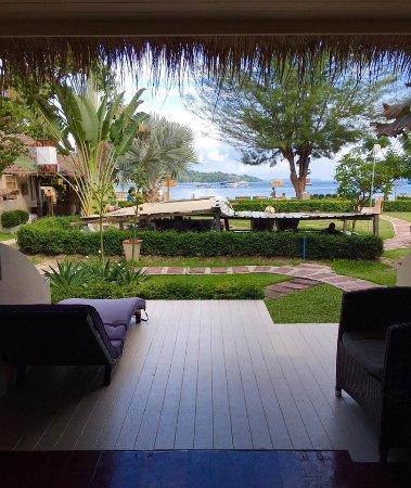 Mama Beach Residence: ground floo sea view room