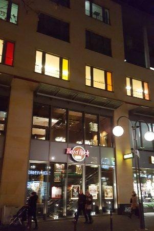 Hard Rock Cafe Cologne Bild Von Hard Rock Cafe Köln Tripadvisor