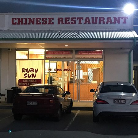 Ruby sun chinese take away morayfield restaurant for C kitchen chinese takeaway restaurant