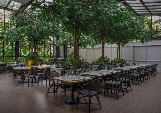 New Fresh Garden Concept Picture Of Pavilion Restaurant