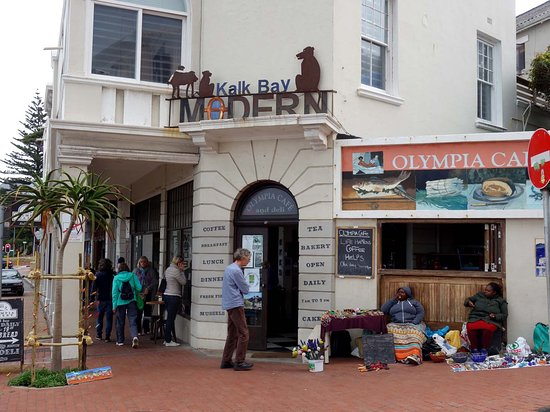Kalk Bay, Νότια Αφρική: Entrance