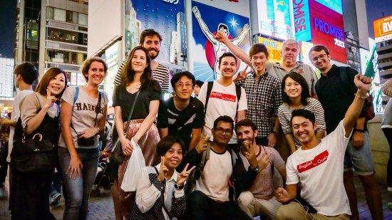 English For Osaka