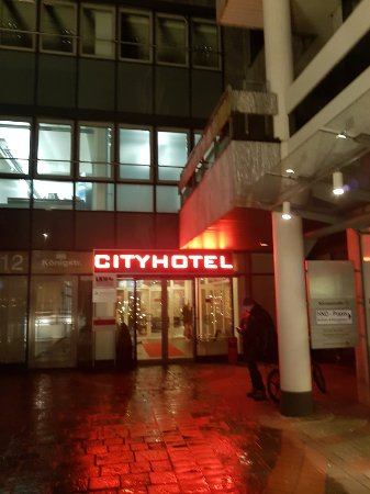 Cityhotel Konigstrasse: 20171209_210559_large.jpg