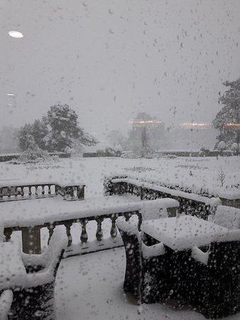Tring, UK: Snowy Day