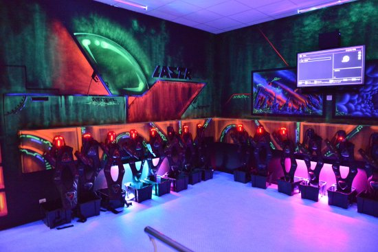 Colomiers, Frankreich: Laser Game 1