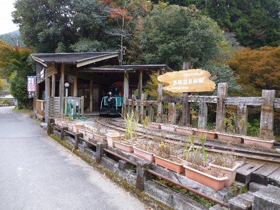 Umaji Shinrin Railway