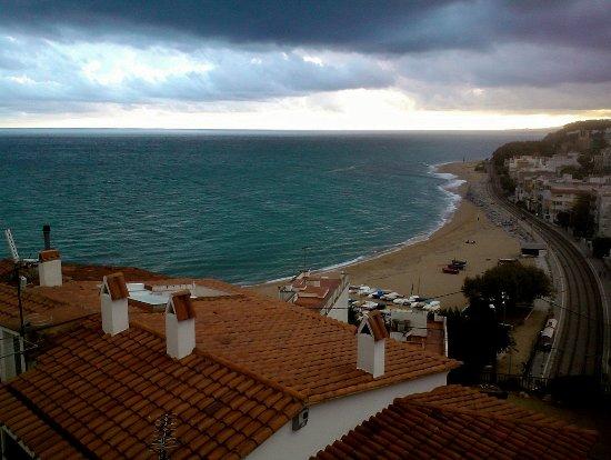 Sant Pol de Mar, Spanien: Panorámica