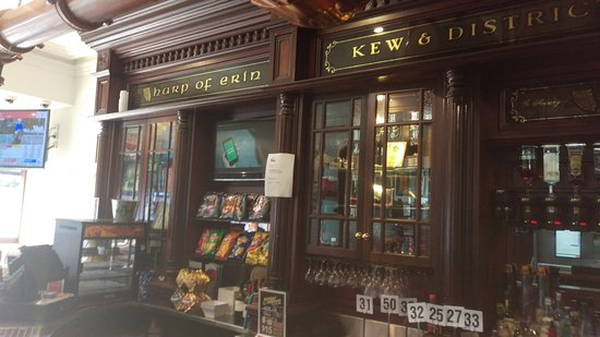 Kew, Australien: Bar