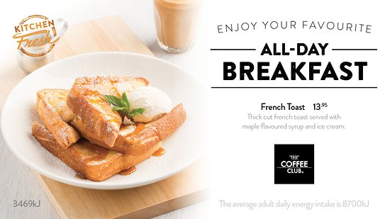 Coolum Beach, Αυστραλία: French Toast