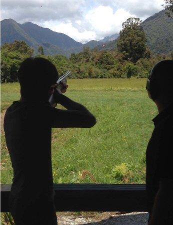 Franz Josef, Nueva Zelanda: the range