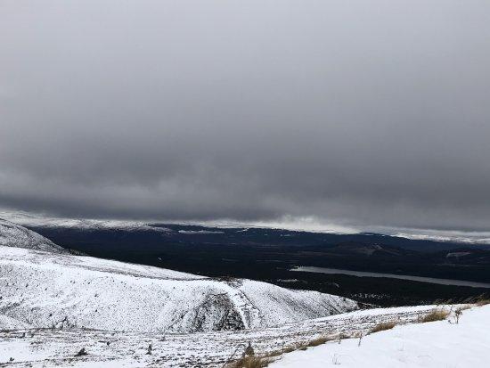Dunkeld, UK: Cairngorm mountain
