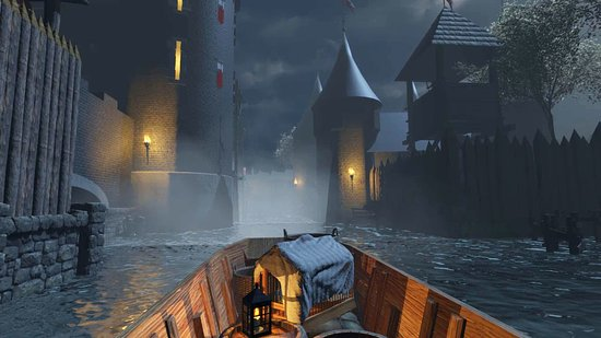 Virtual Reality Keuken : Vr experience virtual tour of medieval bruges picture of