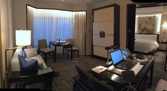 Picture of the peninsula beijing beijing for Chambre de commerce singapore