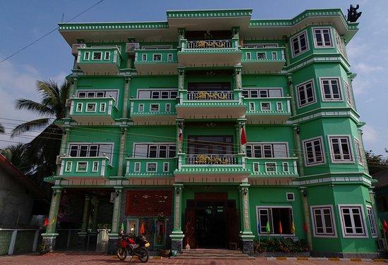 Pak-Lay, Laos: Anousone Guesthouse 1