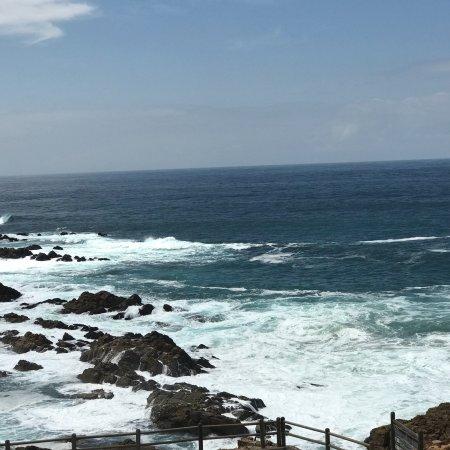 Mossel Bay, Sudafrica: Santos beach