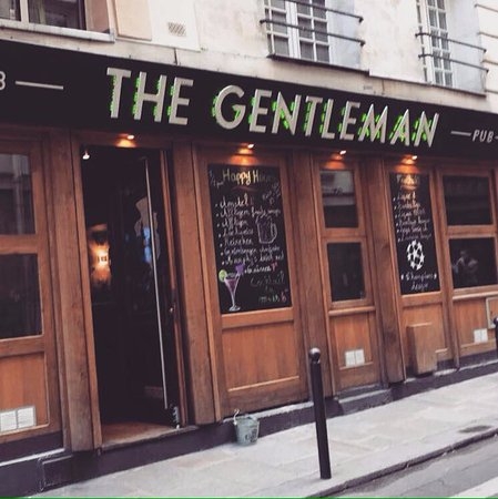 The Gentleman Pub
