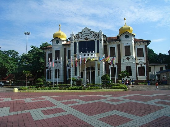 A Famosa Fort: Independence Memorial