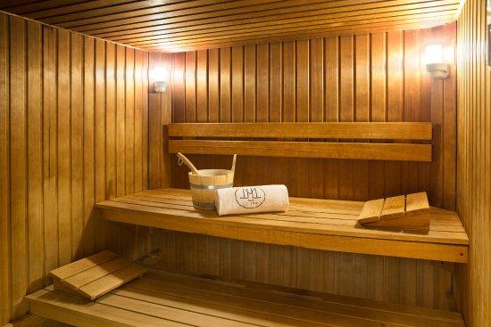 La Côte Saint Jacques : Espace Bien être Sauna