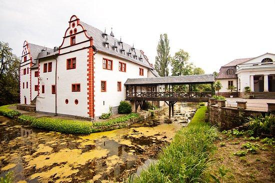 Uhlstadt - Kirchhasel, Германия: Schloss Kochberg