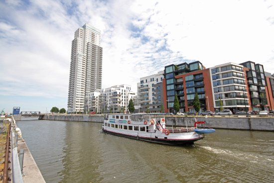 Brussels by Water: Cruising through Brussels