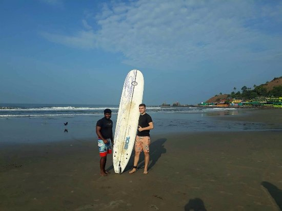 Goa surf Center (Arambol)
