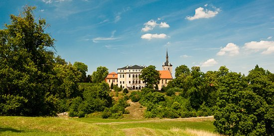 Schloss und Park Ettersburg