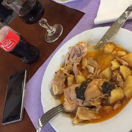 Ristopub Mirimaru: Spezzatino di Pollo a n Umido con Patate