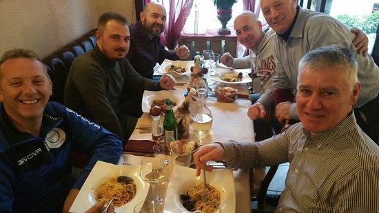 Vorst, Bélgica: napoli con il cuore à la locanda