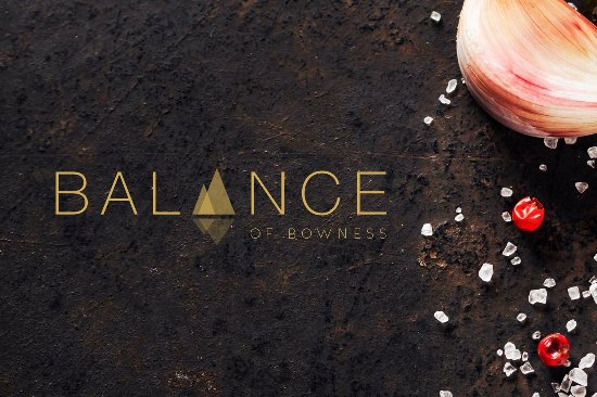 Balance Of Bowness: Our new logo