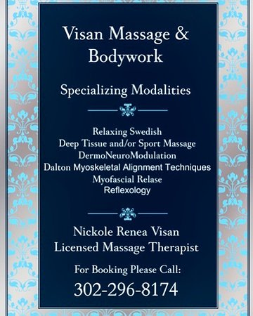 ‪Visan Massage & Bodywork‬