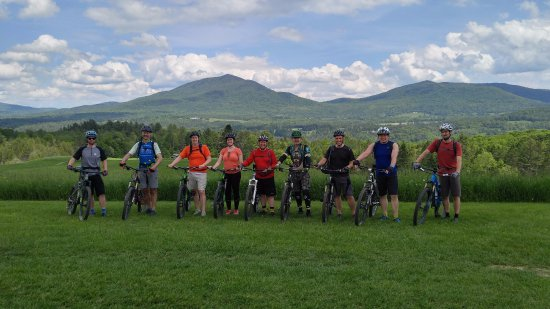 Lyndonville, Вермонт: What a place to ride!
