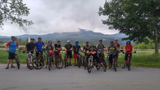 Lyndonville, VT: Guys weekend at Kingdom Trails