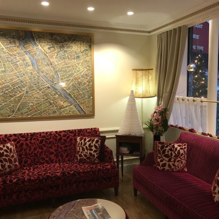 Ingresso Hotel Du Levant