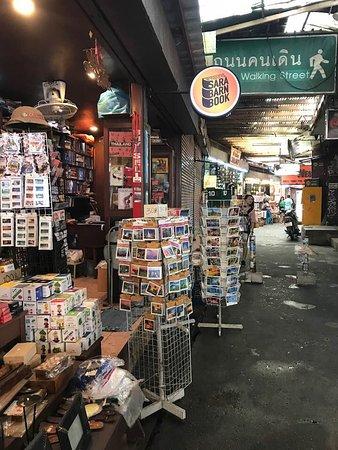 Khao San Road : post cards... souvenirs