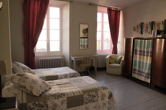 Montolieu, Francia: Chambre Verde