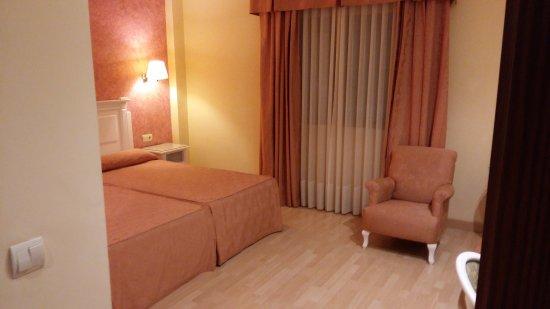 Hotel Acosta Vetonia: Chambre