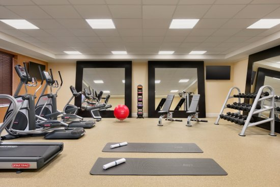 Statesville, NC: Large Fitness center will all brand new equipment
