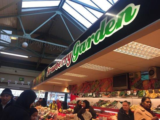 Μπόλτον, UK: 蔬果部