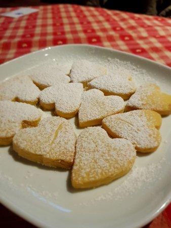 Residence Le Petit Coeur: i biscotti di benvenuto