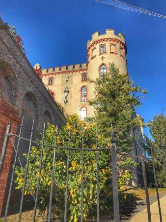 Costigliole d'Asti, Italia: Ancora la bella facciata