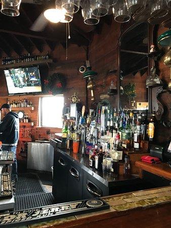 The Conch House Restaurant: bar