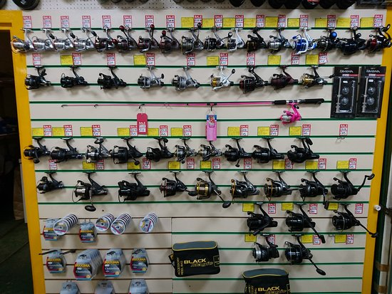 Lionel's Tackle Shop (Buckley) - 2020 All You Need to Know ...