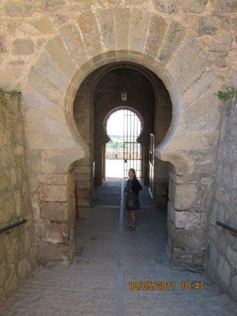 Castillo de Trujillo: Castle grounds