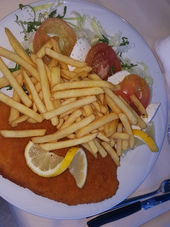Pollein, Ιταλία: piatto unico